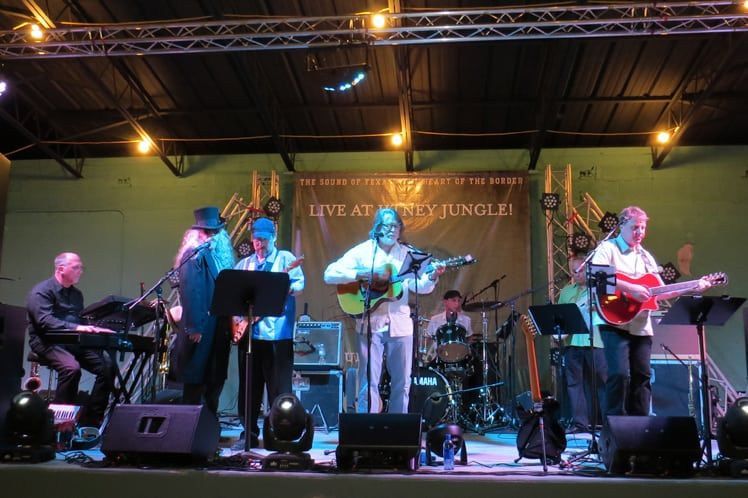 Gringo Barrio Concert